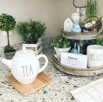 Kitchen Counter Corner Decorating Ideas Better Diy