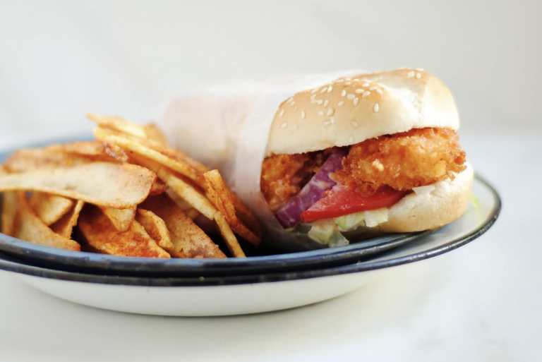 This shrimp po'boy sandwich will have you channeling the deliciousness of New Orleans' highly-acclaimed food scene! So scrumptious!