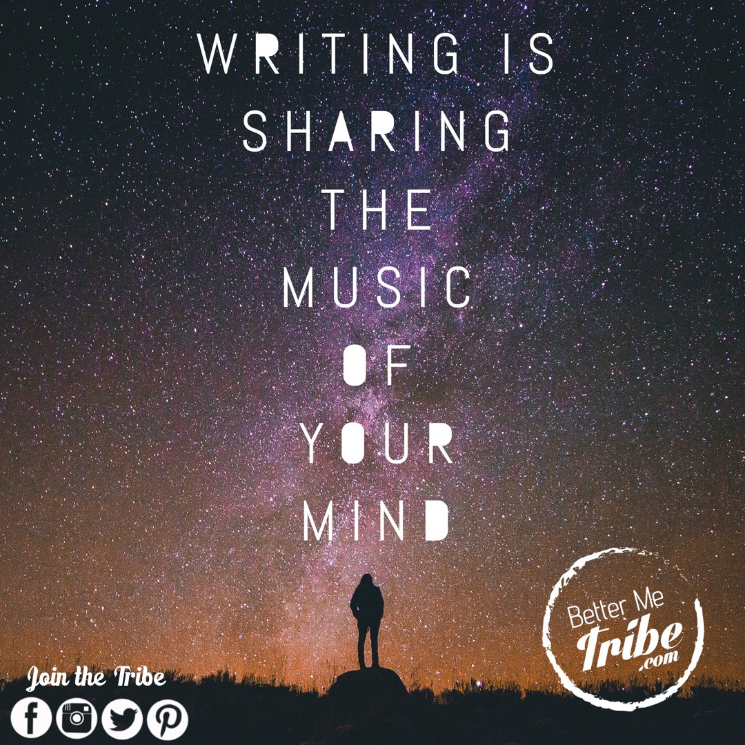 Writing is music