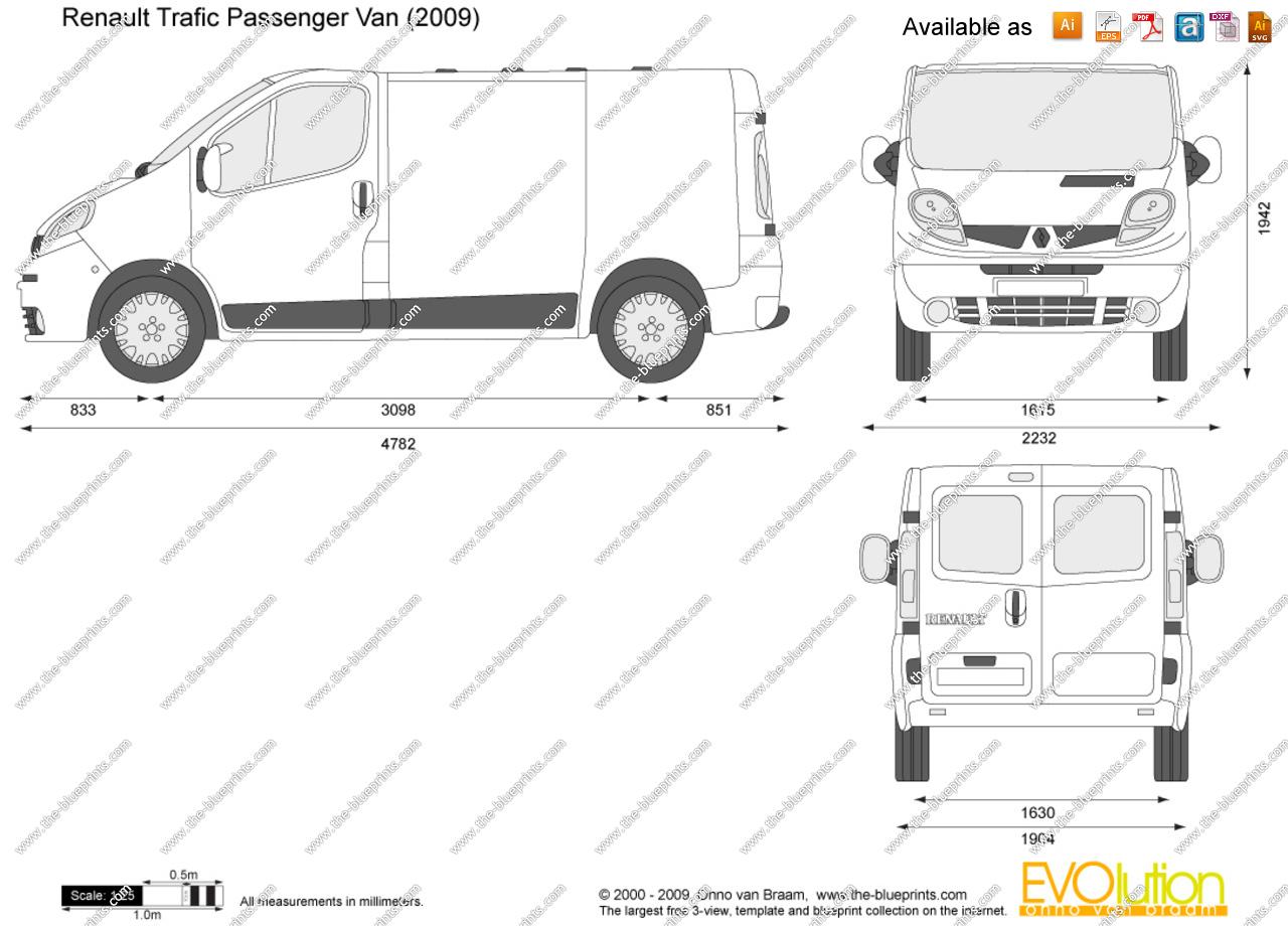 Renault Trafic Passenger Image 14