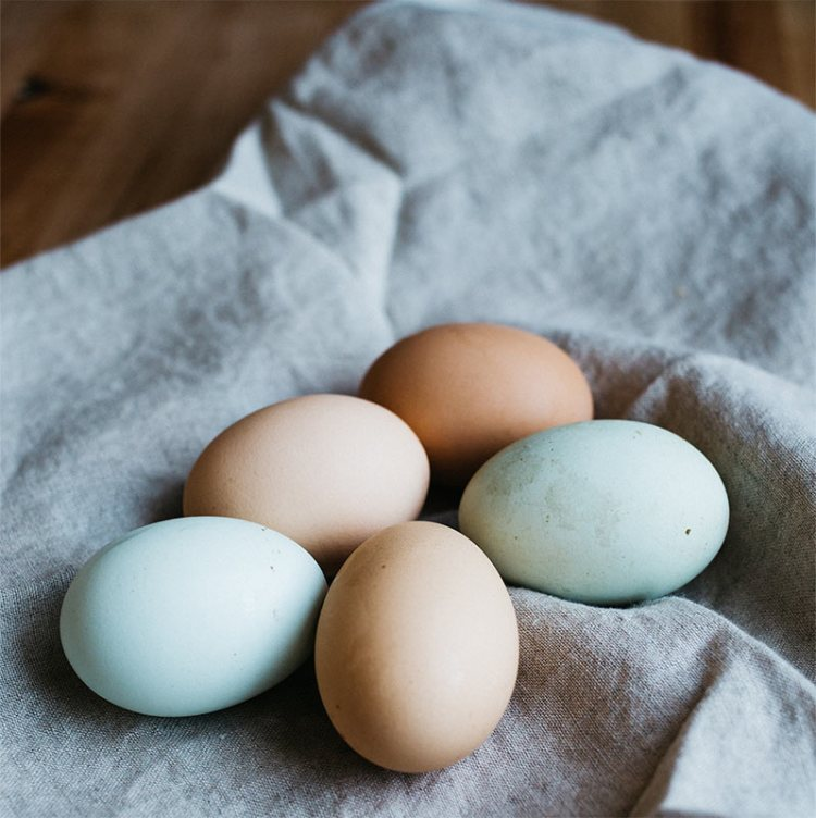 Eggs from Better Place Farm