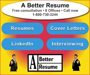 A Better Resume Service