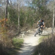 Austin, TX mountain bike camp