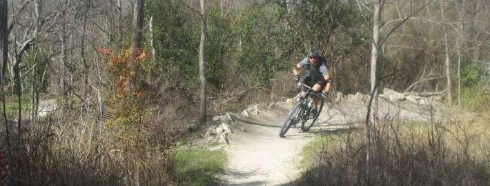 Austin, TX mountain bike camp