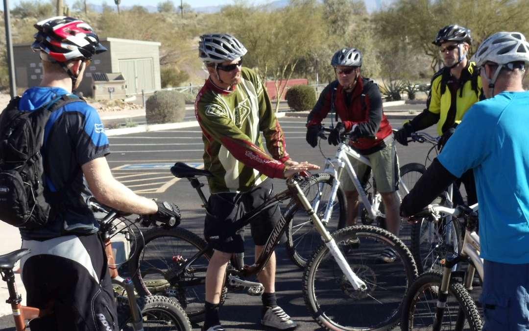 BetterRide Mountain Bike School On TV, Again!