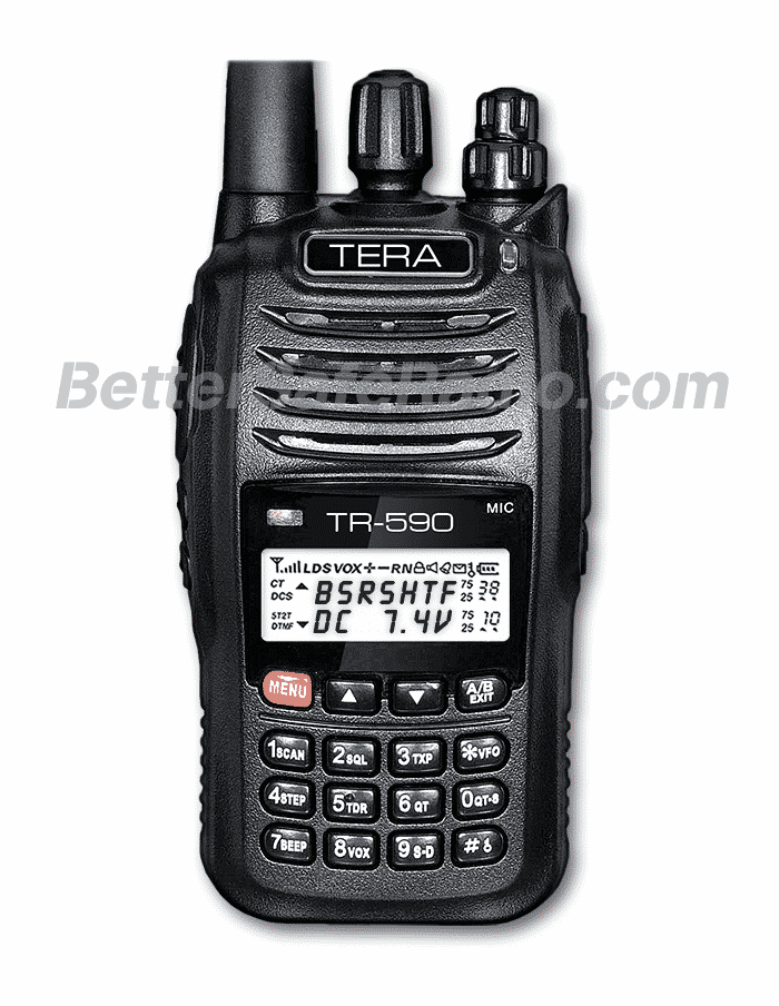 TERA TR-590 Commercial Ham Two-Way Radio - Assembled Stock