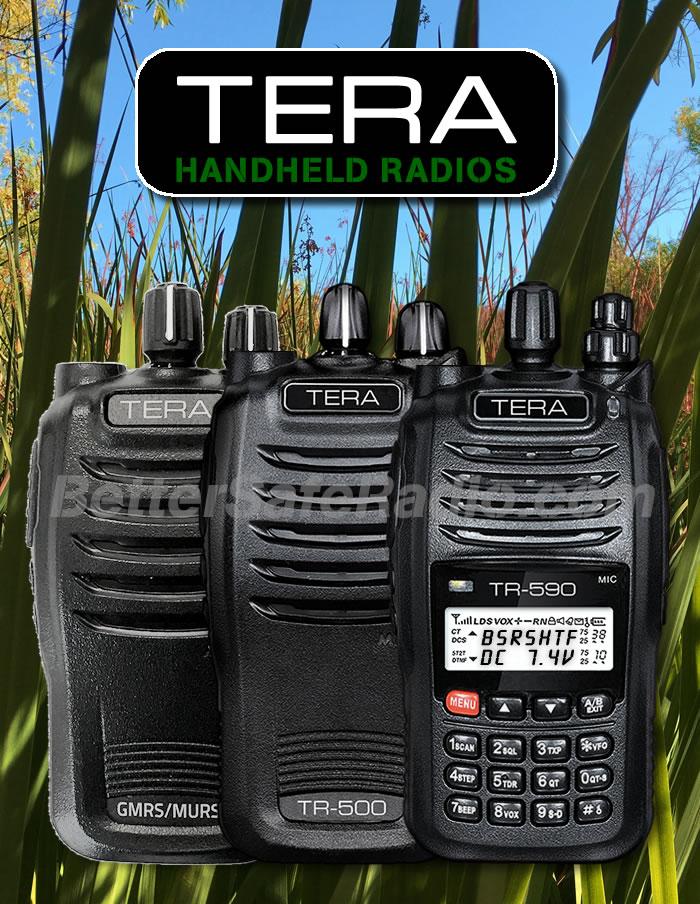 TERA Handhelds