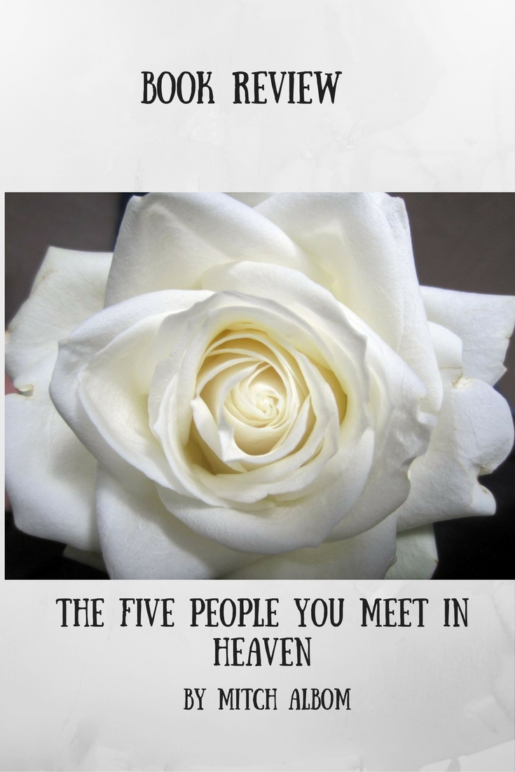 the five peope you meet in heaven, book review