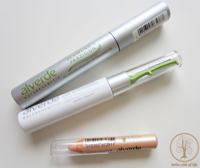 alverde eye makeup