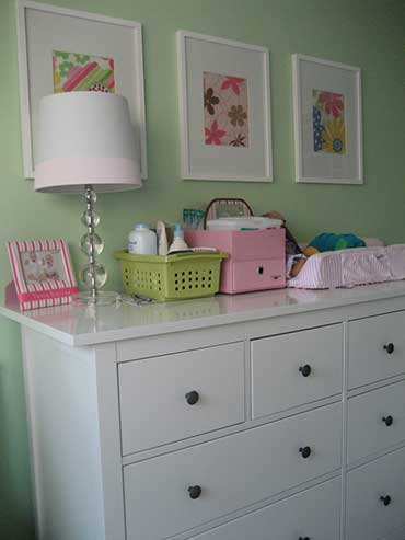 You Need To Make Changing Table In The Nursery