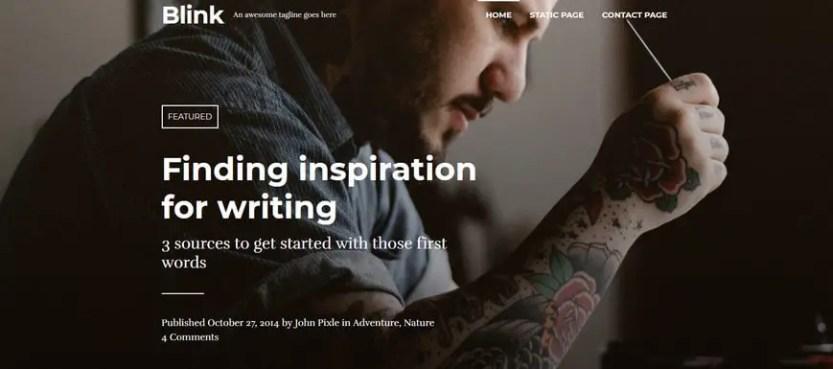 wordpress theme like medium