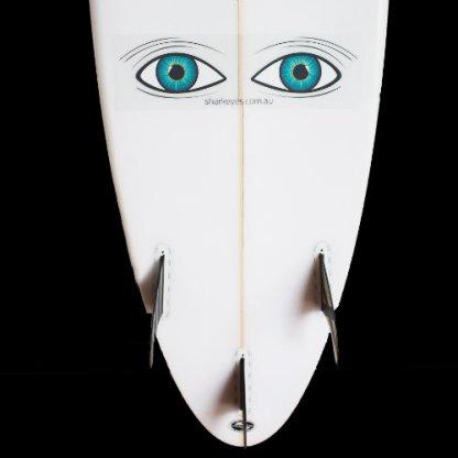 Shark Eyes on board