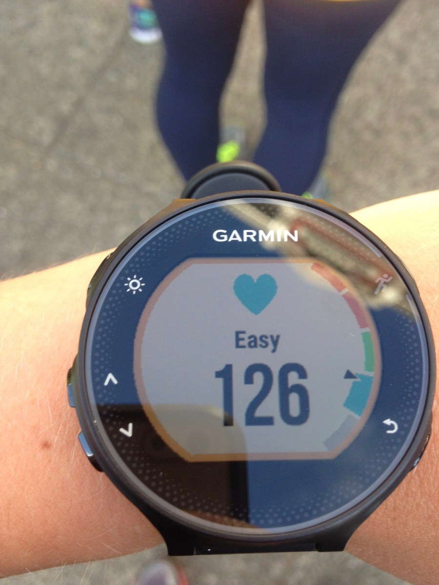 Garmin Forerunner 235 Review: Running Watches