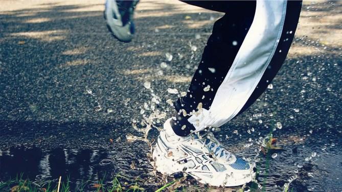 rain gear for running