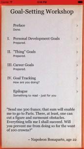 best goal setting apps