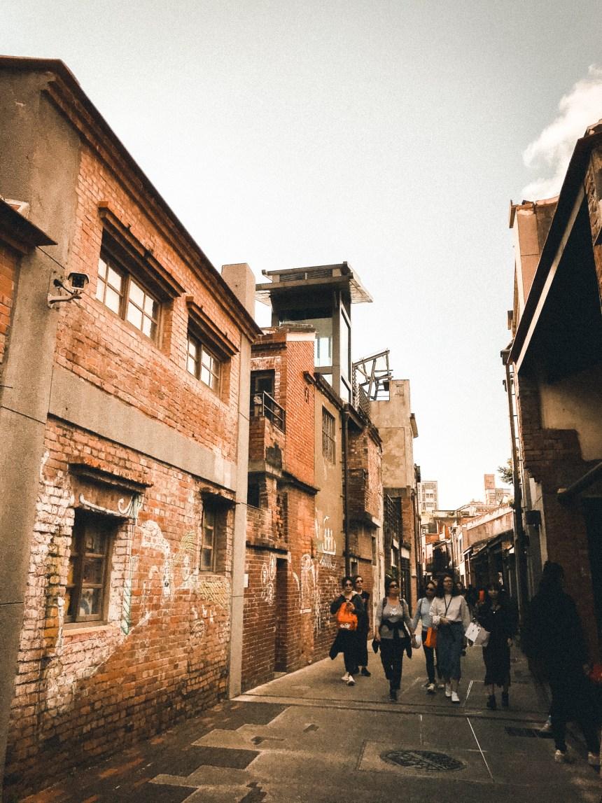 Bopiliao historical block 剝皮寮