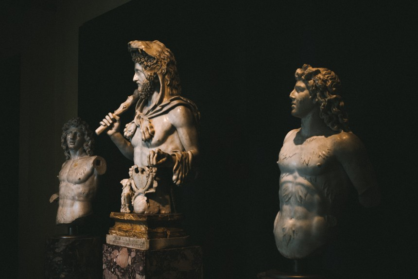 museum of Rome Capitoline Museums Musei Capitolini must see in Rome Marforio Rome what to see in Rome guide 7 day