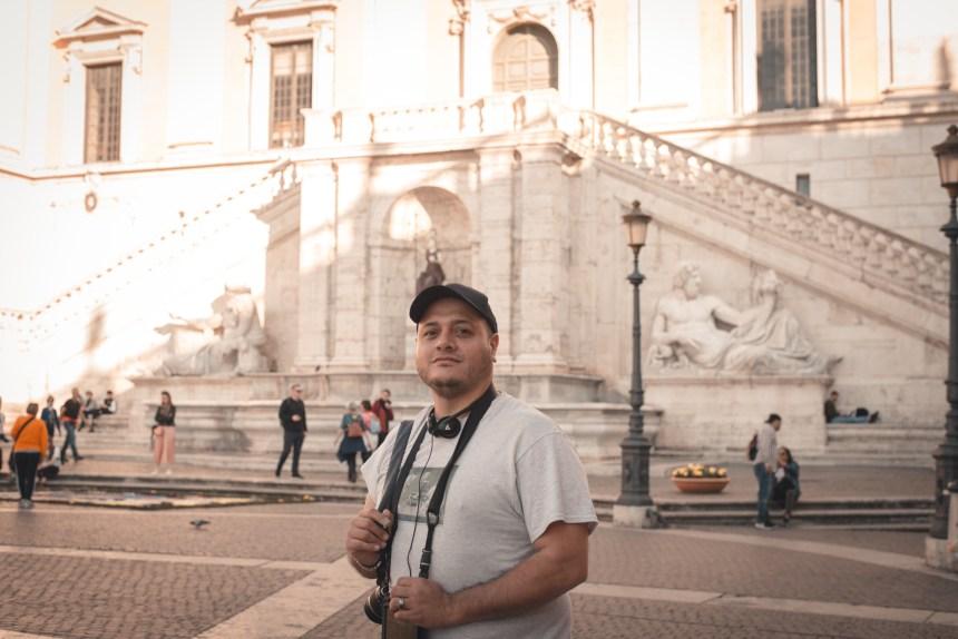 Piazza del Campidoglio (Campidoglio) Rome where to go guide 6 day trip