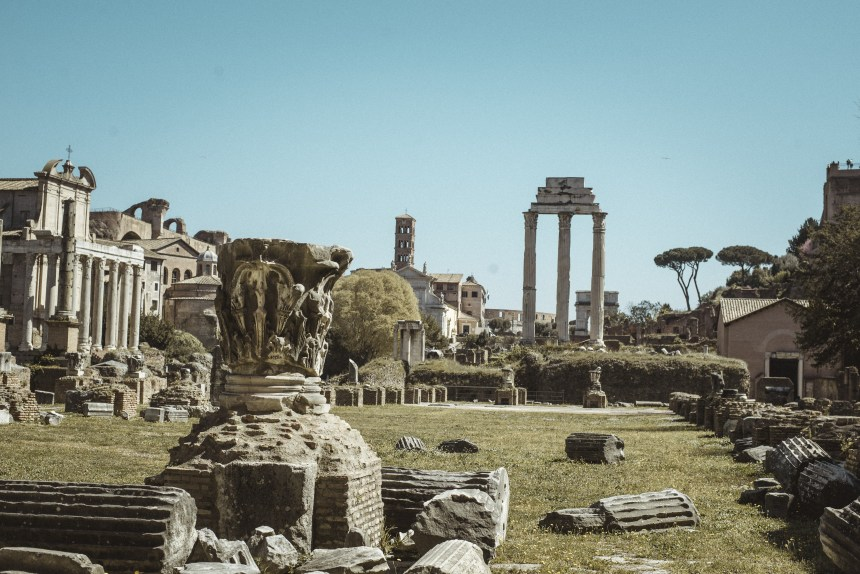 ROMA PASS question about book ticket of Palatine Hill Foro Romano Colosseum