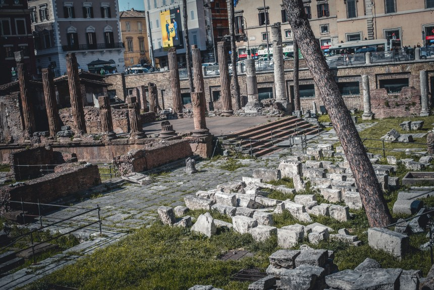 Rome Largo di Torre Argentina 5 day travel guide
