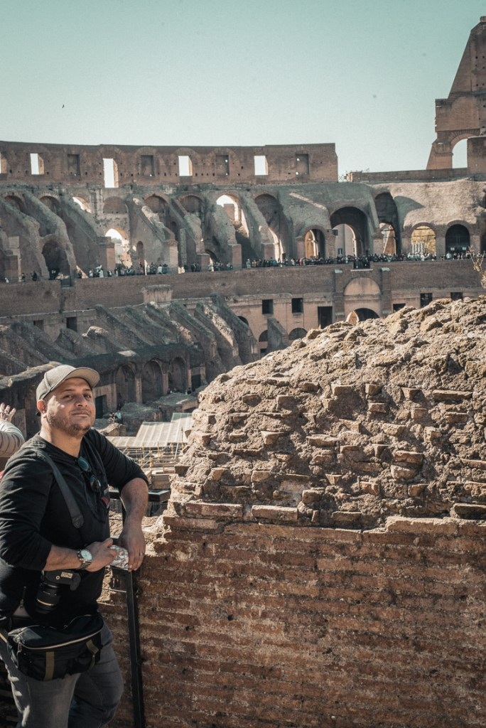 visit Colosseum Rome trip itinerary
