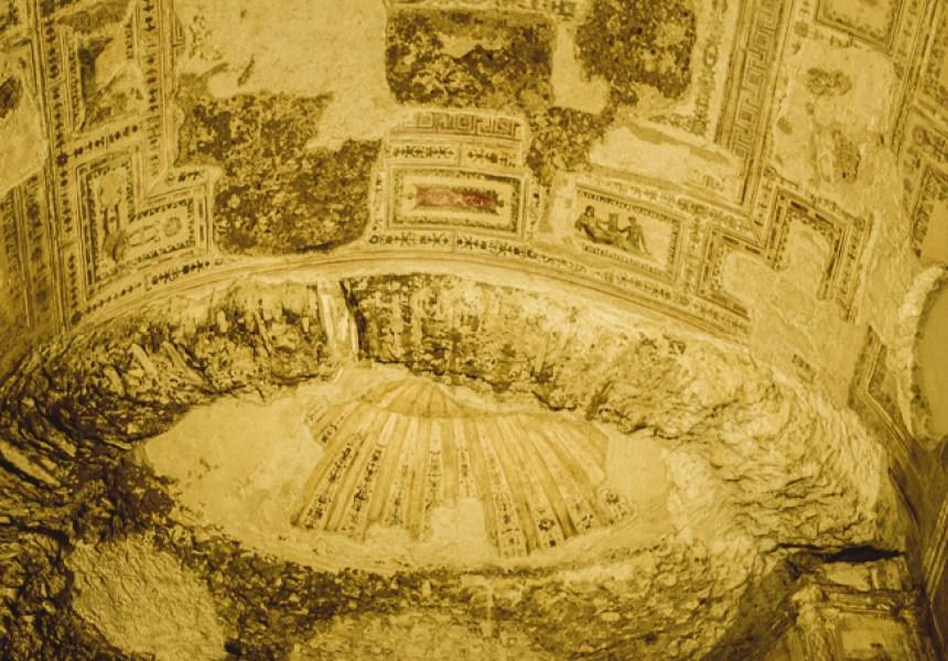 visit Domus Aurea tips better than authentic