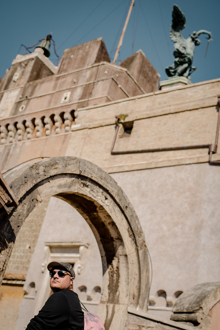 Castel Sant'Angelo Michael