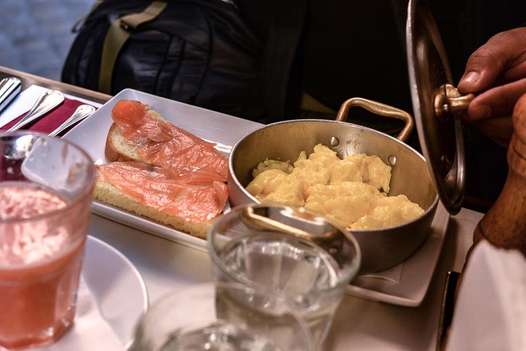 Rome brunch recommend place