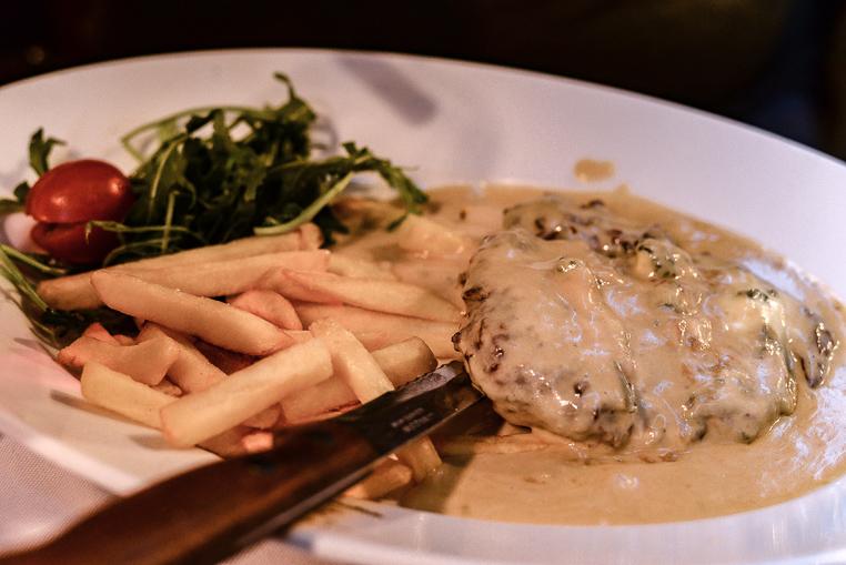 Spaghetteria l'Archetto where to eat in Rome