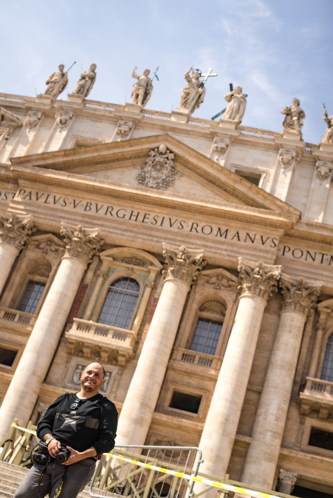 Vatican-basilica-experience-most photogenic places in Rome