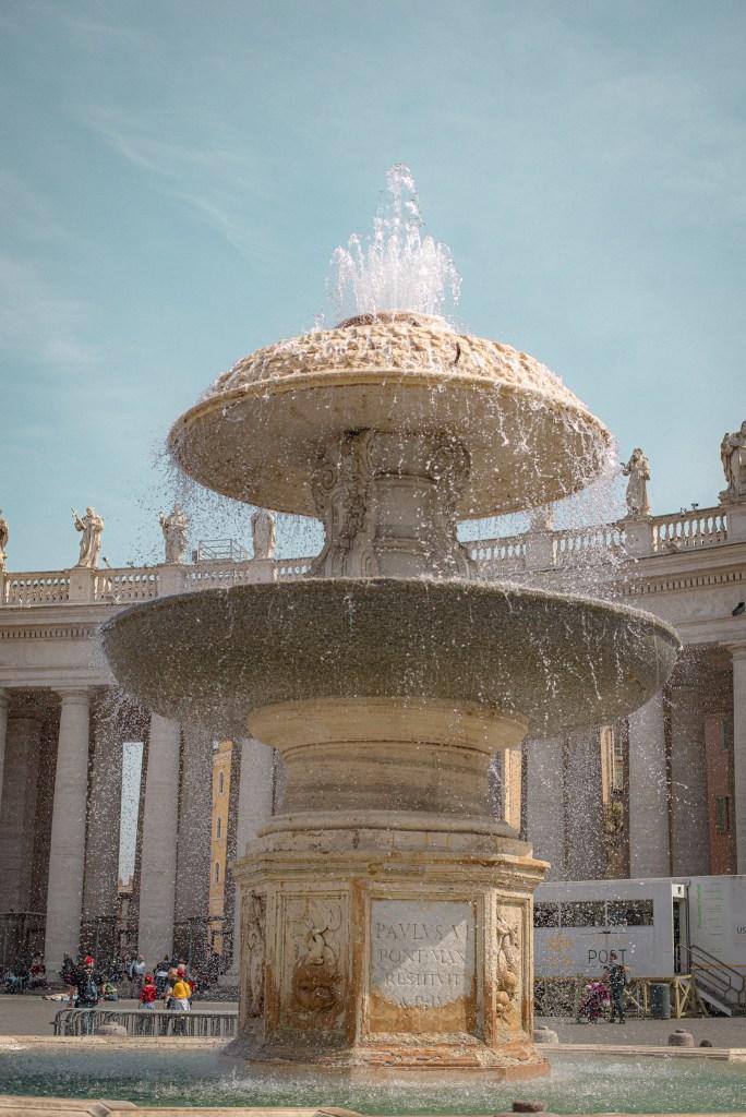 visit St Peter's Basilica guide