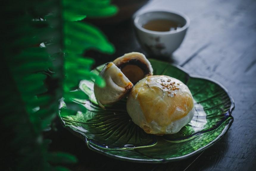mooncake recipe-How to make Chinese mooncakes