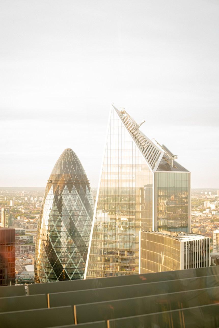 view Sky Garden London