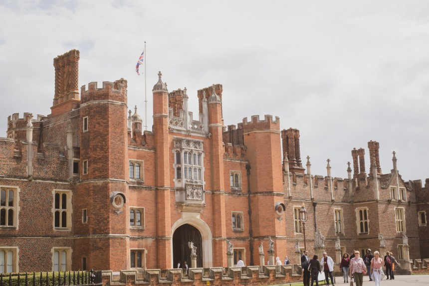 Henry VIII Hampton Court Palace trip experience