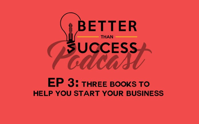 3 books to help jump start your business