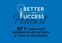 Make Your Business Stand Out with a Point of Difference
