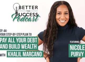 Pay all Your Debt and Build Wealth with Khalil Mercano