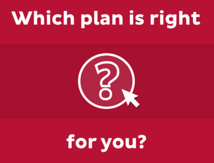 Choose the right TOEFL plan.