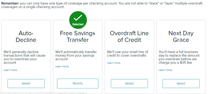 Free Savings Transfer