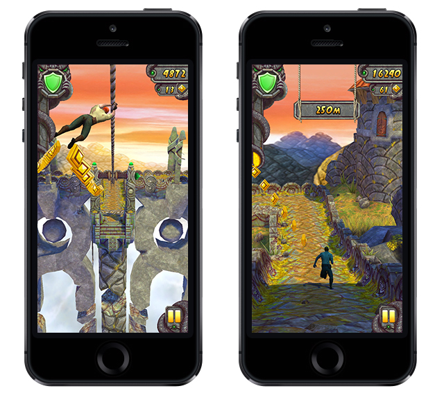Temple Run 2 - Better with Family (www.betterwithfamily.com)