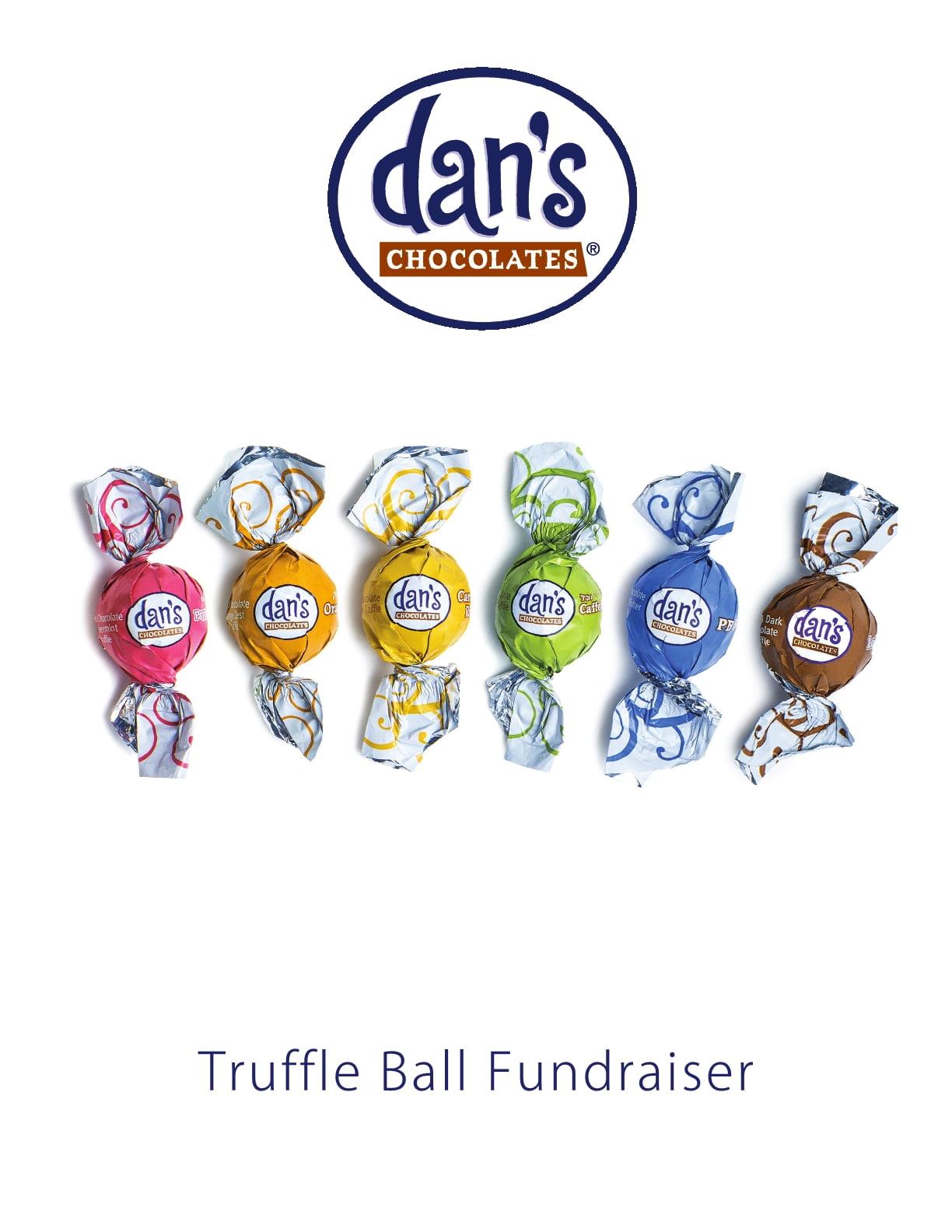 Dan's Chocolates Catalog