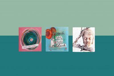 Leporello - Das kleine Faltbuch 1x 3er Set Geschenkkarten