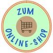 Button. Zum ONLINE-Shop