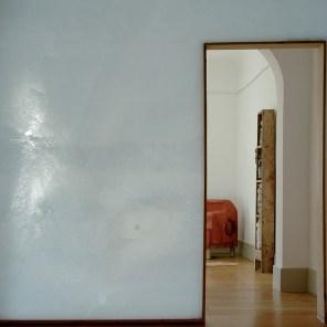 Tubescape 2 2006, 300 x 280 x 15cm, Trinkhalme und Holz
