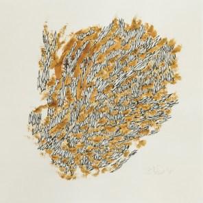 Mindmaps: 2018-2021,Tusche, 25 x 25 cm