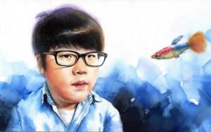 watercolor-portrait-1050714_1280