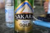 we saw and drank Sakara!
