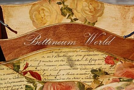 Romantyczny listownik z różą