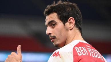 France and Monaco striker Wissam Ben Yedder