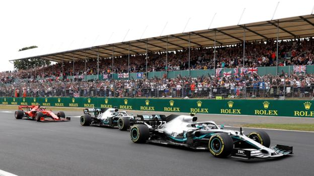 Silverstone: F1 races given go-ahead by UK government